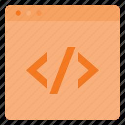 app, code, coding, program, programing, window icon