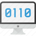 app, application, binary, code, computer, window icon