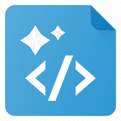 clean, code, coding, good, shine icon