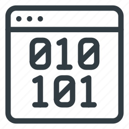 app, application, binary, code, window icon