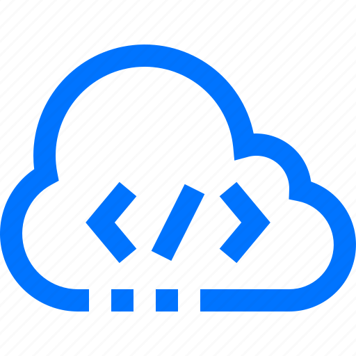 Cloud, coding, computing, programming, script, software, technology icon - Download on Iconfinder