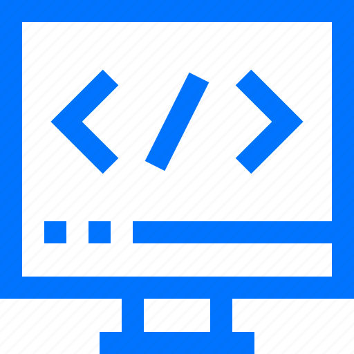 coding, computer, development, programming, script, software, technology icon