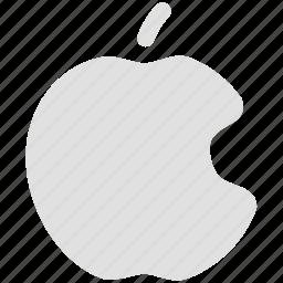 apple, ios, logo, mac, system icon