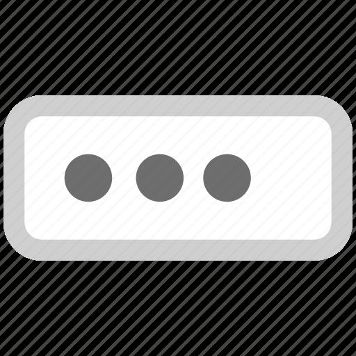 lock, password, safe icon
