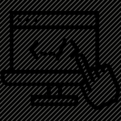 application protocol, html process, http protocol, hypermedia information system, hypertext transfer icon