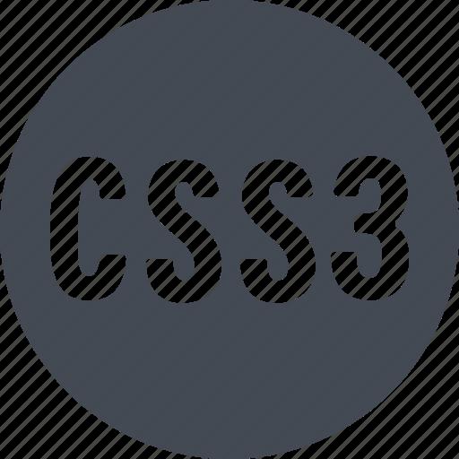 development, internet, programming, web icon