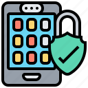 access, application, password, protection, security