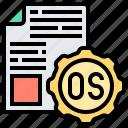 development, operating, software, system, update