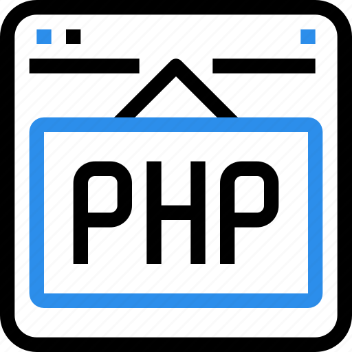 browser, code, coding, developer, development, interface icon