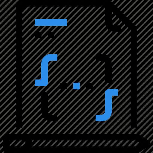 business, code, coding, development, management, programming icon