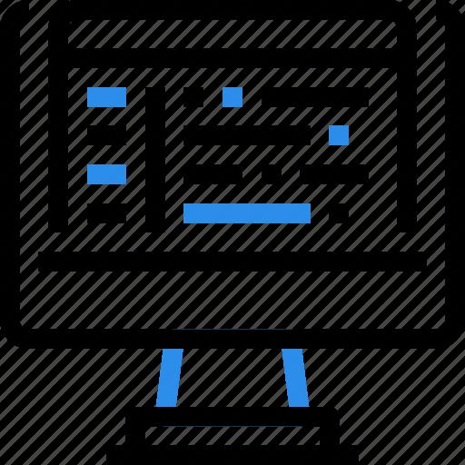 code, coding, computer, development, management, technology icon