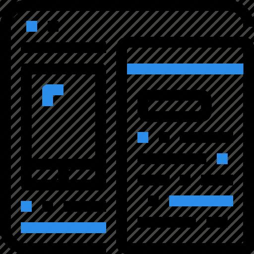 browser, code, coding, development, management, programming icon