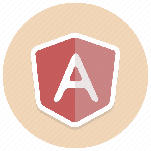 angular, code, coding, develoment, programming, web icon
