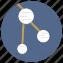 code, coding, develoment, devide, nodes, programming, web icon
