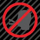 forbidden, no, prohibited, sign, speak, talking, zone