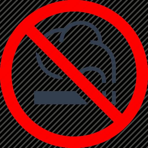 cigarette, circle, danger, don't smoke, forbidden, information, no, prohibited, prohibition, red, smoking, stop, warning icon