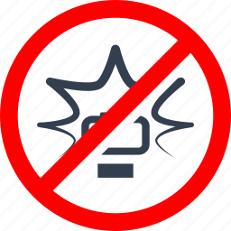 camera, circle, danger, flash, forbidden, information, no flash, phohibit, prohibited, prohibition, red, stop, warning icon