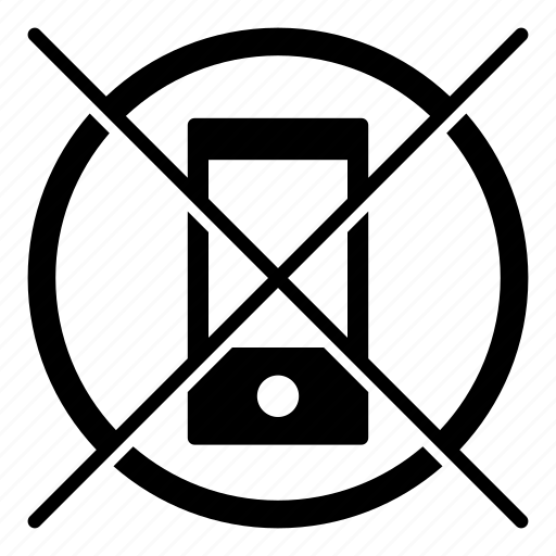 no-phone, no-telephone, phone, prohibit, prohibit-telephone, prohibition, telephone icon