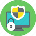antivirus, error, internet security icon, protection, security, warning icon
