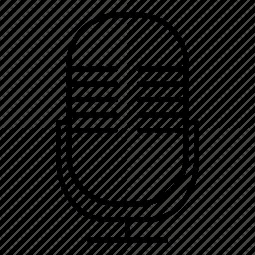 audio, feedback, record, sound icon