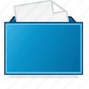 document storage, documents folder, file folder icon