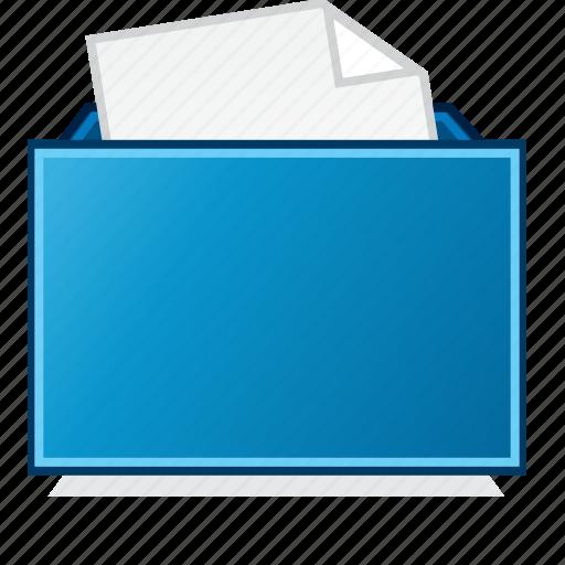 document storage, documents folder, file folder icon