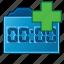 folder, new folder, project folder, time entries, urgent jobs icon
