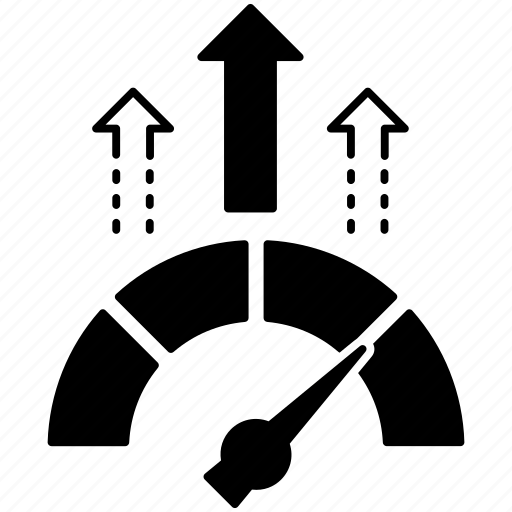 business development, growth rate, marketing improvement, progress symbol, rating icon