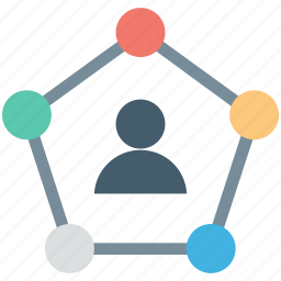 leader, management, manager, people connections, user icon