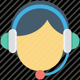 call center, customer representative, customer service, customer support, helpline icon