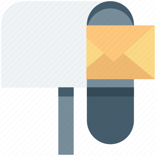 letter hole, letter plate, letterbox, mail slot, mailbox icon