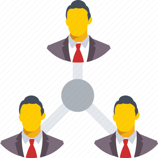 Administration, management, supervision, team, team hierarchy icon - Download on Iconfinder