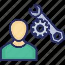 client representative, management occupation, professional, project management