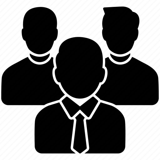 company, crew, group, people, team icon
