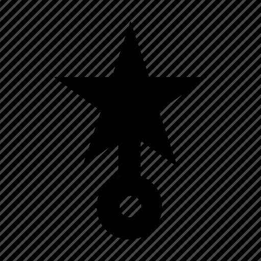 award trophy, ranking star, rating star, star, star trophy icon
