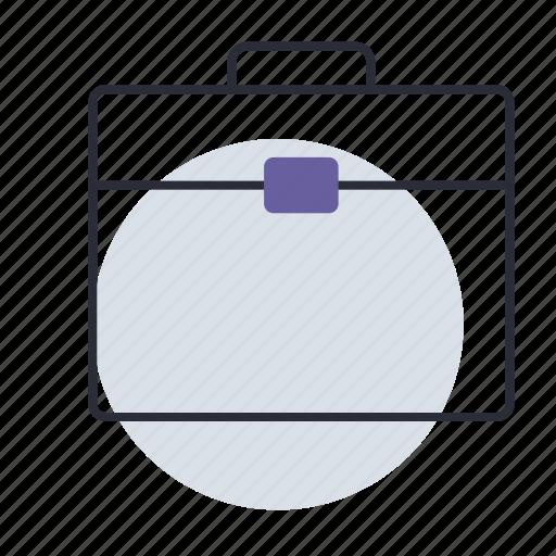 case, plan, portfolio, project icon
