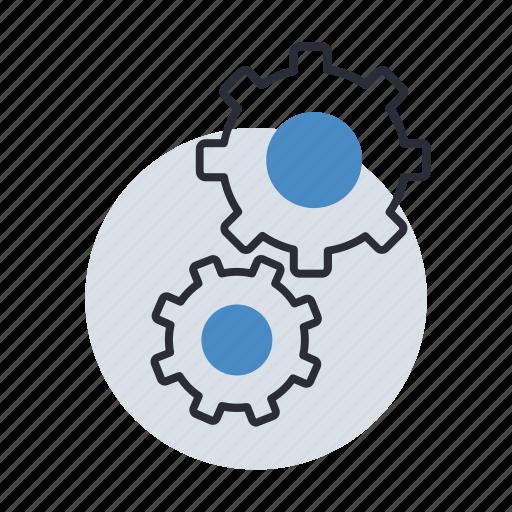 method, methodology, project, technique icon
