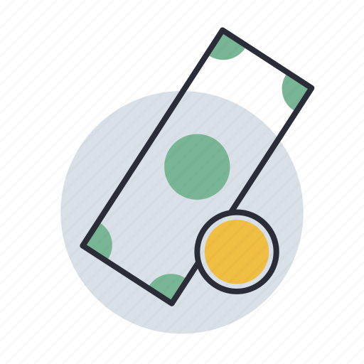 budget, cash, coin, currency, dollar, money, project icon