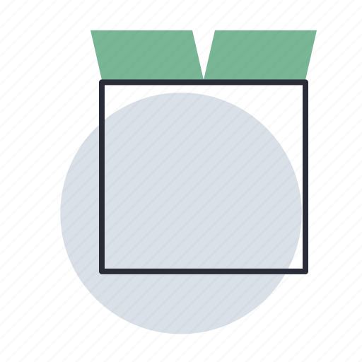box, commodity, output, product, project, service icon