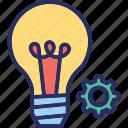 accomplishment, achievement, fulfillment, implementation, performance icon