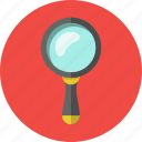 loupe, magnifier, search tool, searching, zoom
