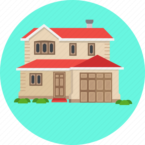 Building, family house, home, house, real estate icon - Download on Iconfinder