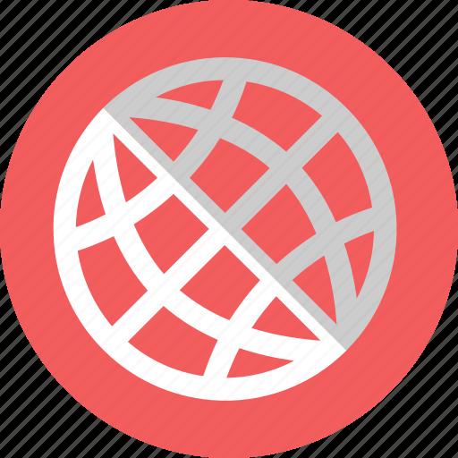 earth, globe, internet, planet, sphere icon