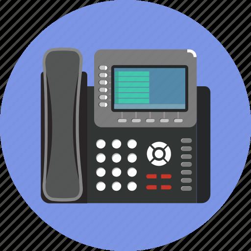 Call, contact us, helpline, landline, telephone icon - Download on Iconfinder