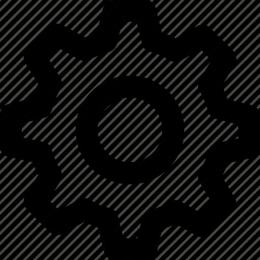 cog, configure, customize, gear, settings icon