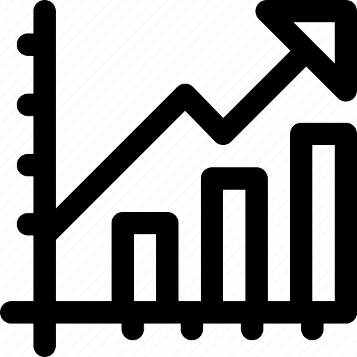 Analytics, bar chart, bar diagram, bar graph, geographic information icon - Download on Iconfinder