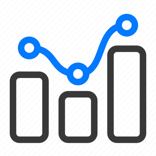 bar, graph, plan, planning, project, review, velocity icon