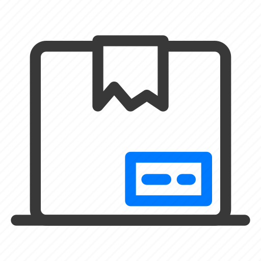 box, delivery, minimum, package, product, shipping, viable icon