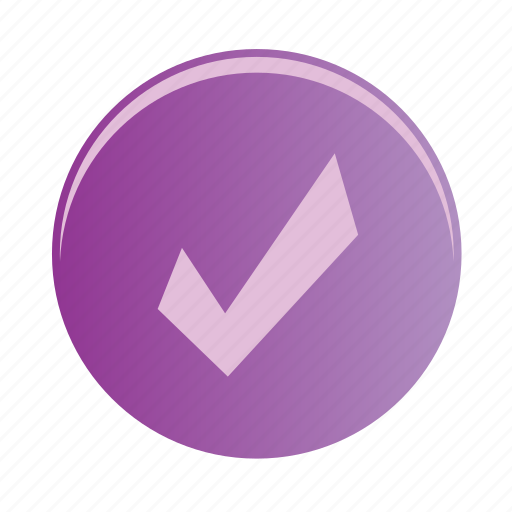 Check, mark, accept, approve, approved, ok icon - Download on Iconfinder