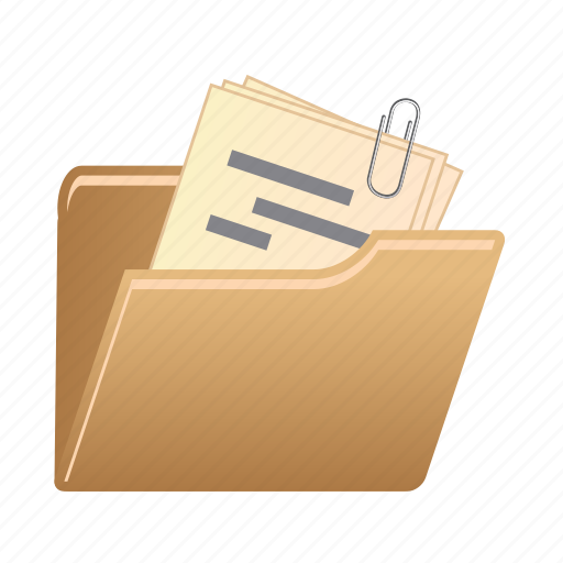 document, file, format, page, paper icon